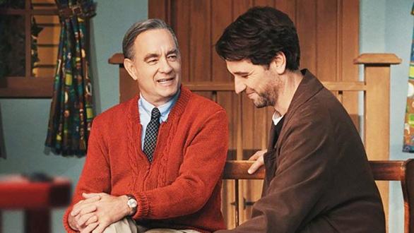 Nhân vật Rogers và Lloyd trong phim.