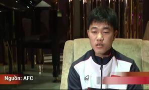 """Đội trưởng U23 Việt Nam Lương Xuân Trường: """"Chúng tôi sẽ làm sức mình vì người hâm mộ Việt Nam"""""""