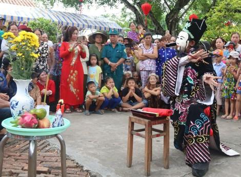Lễ hội Kỳ yên Đình Bình Thủy - Di sản văn hóa phi vật thể quốc gia