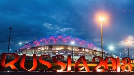 Chiêm ngưỡng vẻ đẹp hút hồn của 12 sân bóng World Cup 2018
