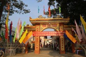 Đình Thới Thuận- Di tích kiến trúc nghệ thuật tiêu biểu ở Cần Thơ