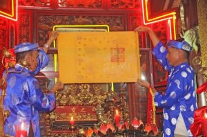 Lễ hội Kỳ Yên đình Bình Thủy- Di sản văn hóa phi vật thể quốc gia