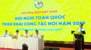 Nâng cao chất lượng hoạt động của Hội Nhà báo Việt Nam