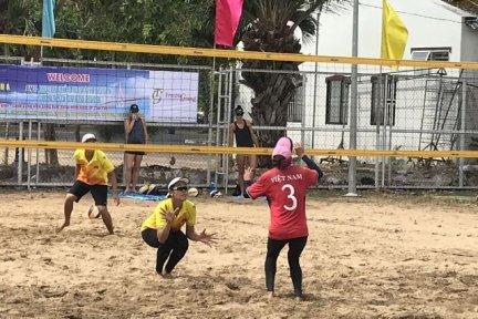 """Cần Thơ sẵn sàng cho cuộc tranh tài của hàng trăm """"bóng hồng"""" trên sân cát"""