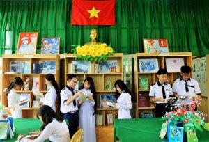 Có một Không gian Hồ Chí Minh trong nhà trường