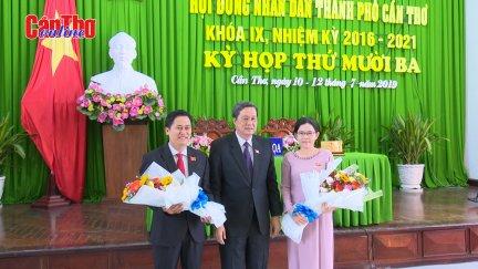 Khai mạc kỳ họp thứ 13 HĐND thành phố Cần Thơ