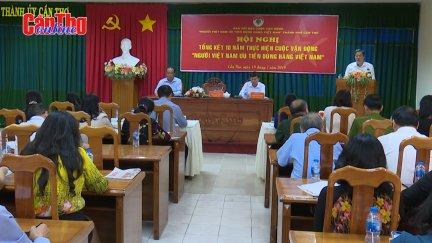 Nâng sức cạnh tranh hàng Việt