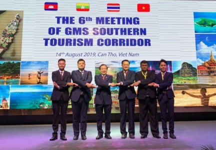 Hội nghị lần 6 hợp tác hành lang du lịch phía Nam