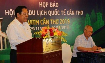 Khoảng 300 doanh nghiệp du lịch tham gia VITM Cần Thơ 2019