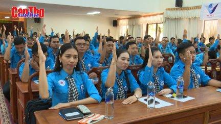 Tập hợp, đoàn kết các tầng lớp thanh niên