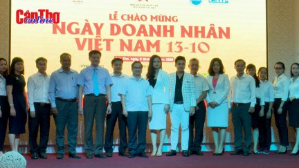Doanh nhân trẻ góp sức phát triển thành phố