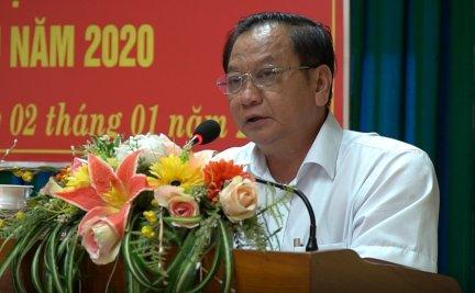 Triển khai công tác tổ chức xây dựng Đảng năm 2020