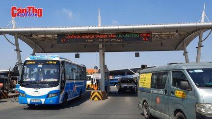 Cần Thơ đảm bảo xe tàu cho người dân về quê đón Tết