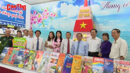 Khai mạc Hội báo Xuân Canh Tý 2020 thành phố Cần Thơ