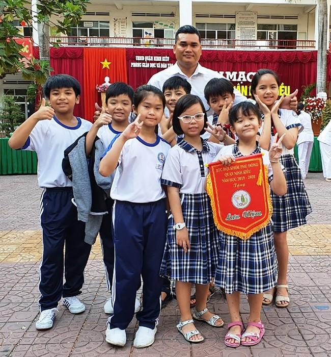 Hội Khỏe Phù Đổng quận Ninh Kiều năm 2020 thu hút hơn 1.500 học sinh tham gia