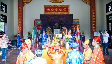 Lễ giỗ lần thứ 148 của danh nhân văn hóa Thủ khoa Bùi Hữu Nghĩa