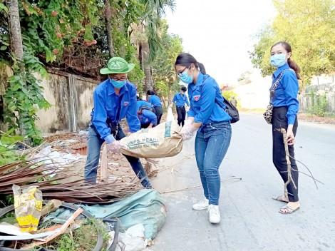 Tuổi trẻ tình nguyện