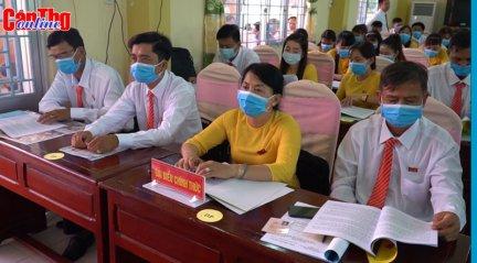 Đảng bộ xã Đông Thuận tiến hành Đại hội nhiệm kỳ 2020-2025