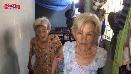 Chữ hiếu của bà lão 70 tuổi