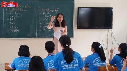 Giúp học sinh vững tin trước Kỳ thi tốt nghiệp THPT năm 2020
