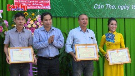 Cần Thơ họp mặt Kỷ niệm Ngày Báo chí Cách mạng Việt Nam