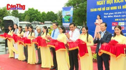 Khai mạc Ngày hội kích cầu du lịch TP Hồ Chí Minh và ĐBSCL