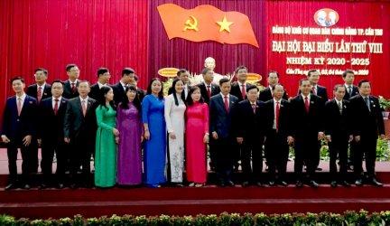 Đảng bộ Khối Cơ quan Dân Chính Đảng TP Cần Thơ tổ chức thành công Đại hội đại biểu nhiệm kỳ 2020-2025