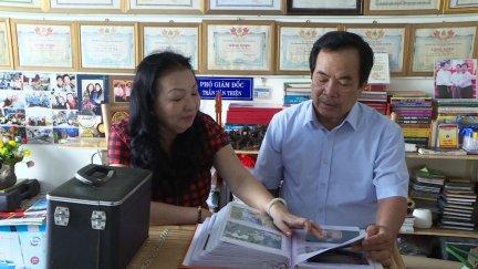 Đôi vợ chồng 40 năm gắn bó với sân khấu cải lương
