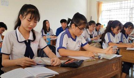 Cần Thơ sẵn sàng cho Kỳ thi tốt nghiệp THPT năm 2020