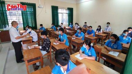 Thí sinh Cần Thơ bước vào Kỳ thi tốt nghiệp THPT năm 2020
