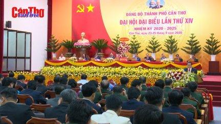 347 đại biểu dự Đại hội Đảng bộ TP Cần Thơ nhiệm kỳ 2020-2025