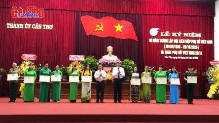 Phát huy truyền thống vẻ vang của Phụ nữ Việt Nam