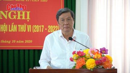 Hội Cựu chiến binh TP Cần Thơ sơ kết giữa nhiệm kỳ 2017-2022