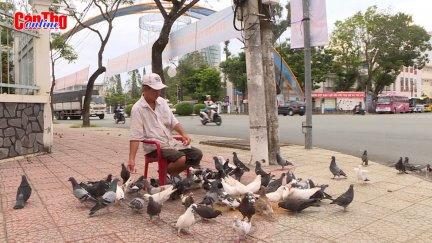 Người nuôi chim trời