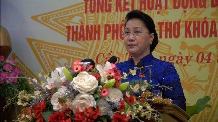 Góp phần xây dựng Quốc hội Việt Nam lớn mạnh