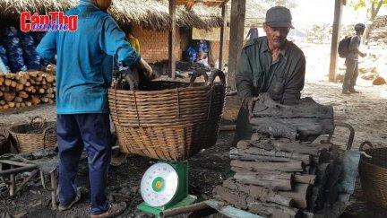 Nhịp sống ở làng than Phú Tân