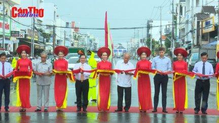 Thông xe đường Trần Hoàng Na