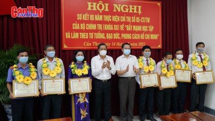 Tiếp tục đẩy mạnh học tập và làm theo tư tưởng, đạo đức, phong cách Hồ Chí Minh