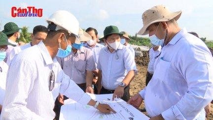 Gỡ khó cho các dự án đầu tư tại quận Ninh Kiều và Bình Thuỷ