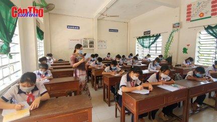Sẵn sàng cho kỳ thi tuyển sinh lớp 10 THPT năm học 2021-2022