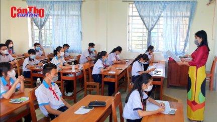 Hơn 13.000 thí sinh tham dự kỳ thi tuyển sinh lớp 10