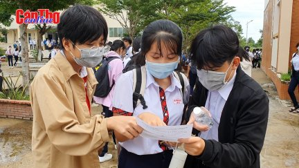 Cần Thơ tổ chức thành công kỳ thi tuyển sinh lớp 10