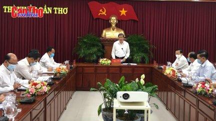 Thường trực Thành ủy làm việc với các ban xây dựng Đảng và Văn phòng Thành ủy