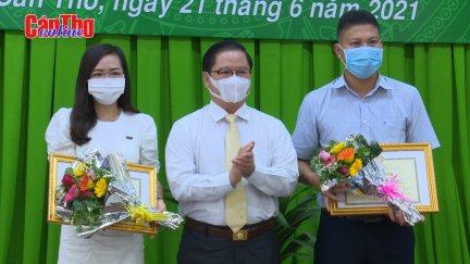 Họp mặt và trao Giải Báo chí Phan Ngọc Hiển