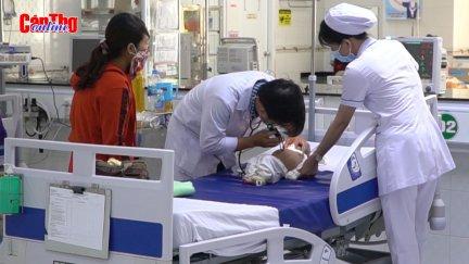 Cách sơ cứu và phòng thương tích do tai nạn cho trẻ