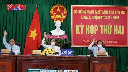 HĐND TP Cần Thơ quyết nghị nhiều vấn đề quan trọng