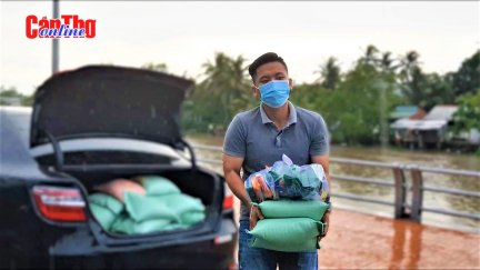 Nguyễn Duy Anh với hành trình kết nối yêu thương