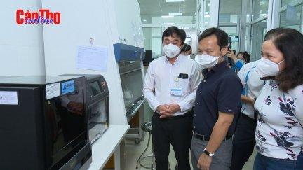 Cần Thơ sẽ có thêm một bệnh viện xét nghiệm khẳng định virus SARS-CoV-2