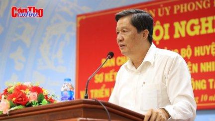 """Linh hoạt xây dựng kế hoạch thực hiện """"mục tiêu kép"""" ở Phong Điền"""