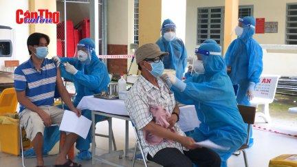 Cần Thơ triển khai tiêm vaccine Vero Cell